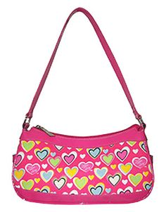 I LOVE LUCY Pink Hobo / Small for $21.95 #onselz