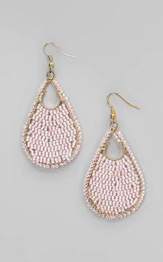 Pink Lola Earrings