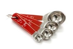 4-Pc Measuring Spoons Set in  from One Kings Lane on shop.CatalogSpree.com, your personal digital mall.