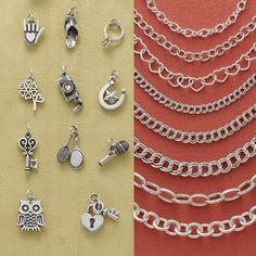 For A Gift You Can Add To Year After Start Charm Bracelet And