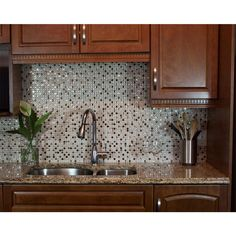 Amazing Minimo Cantera 9.64 In. X 11.55 In. Peel And Stick Backsplash Decorative  Wall Tile