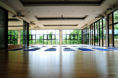 yoga room - Google Search