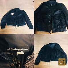 Original 70's AMF Harley Davidson Woman's riding jacket. Look like size small…
