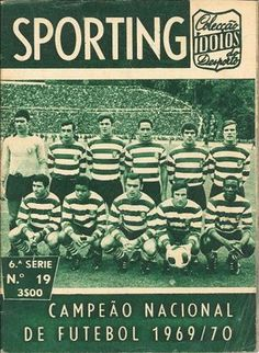 Sporting Champions 1969-70
