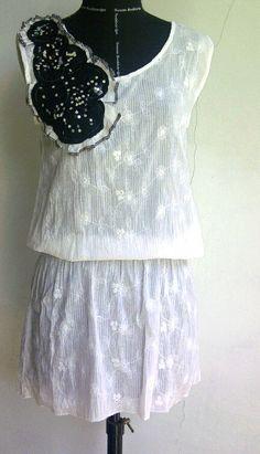 TOI et MOI patch dress