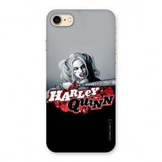 Crazy Harley Quinn Back Case for iPhone 7 Iphone Phone Cases, Phone Covers, Iphone 7, Cell Phones For Seniors, Mobile Phones Online, Cheap Cell Phones, Harley Quinn, India Online, Reception