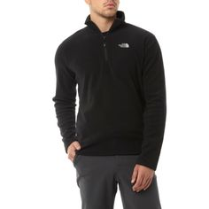 The North Face Men's Glacier Half Zip Fleece