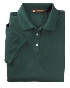 Harriton Ladies 5 oz Easy Blend Polo Shirt. M265W - Listing price: $29.98 Now: $3.99