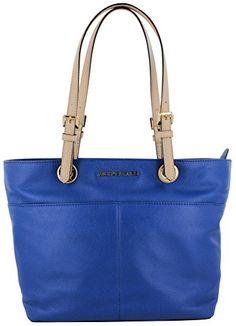 Michael Kors Bedford Women's Leather Tote Handbag Purse