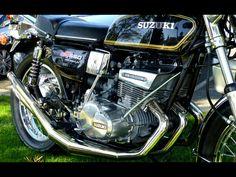 suzuki GT550 road bikes