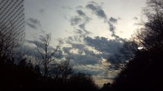 Troubled Sky
