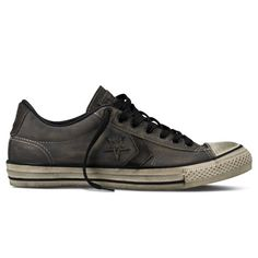 Upgrade your guy's favorite kicks from basic to bad ass with Converse by John Varvatos Star Player sneakers, $170