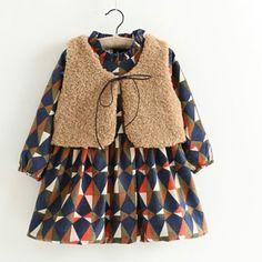 The Lace Hanger — Autumn Love Dress