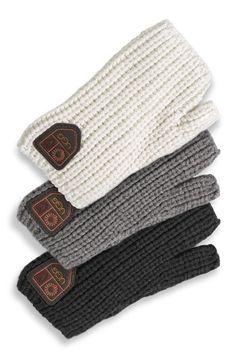 Ugg Fingerless Cardy Gloves