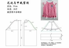 Tips for Traveling with Children Sewing For Kids, Baby Sewing, Cushions To Make, Kids Patterns, Dress Sewing Patterns, Sewing Clothes, Kids Wear, Diy Fashion, Baby Dress
