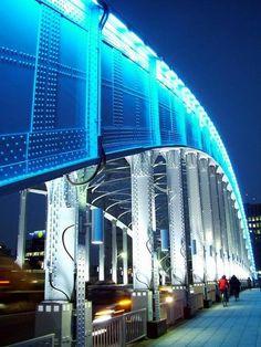 Eitai-bashi bridge, Tokyo, Japan 永代橋