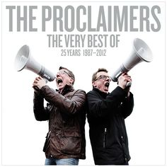 Very Best Of The Proclaimers Released Today Featuring Sleevenotes By David Tennant | DAVID TENNANT NEWS UPDATES
