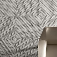 Love this for Wayne's room. Looks cozy & soft. Flor Carpet Tile | Roadside Attraction - Frost