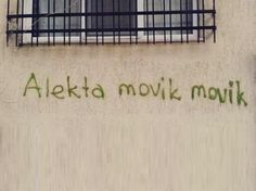 """""""Alekta movik movik"""""""