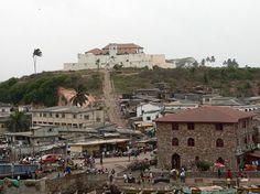 Fort Coenraadsburg, Ghana