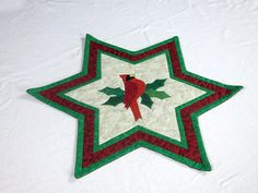 Shops, Large Candles, Table Toppers, Handicraft, Christmas Decorations, Etsy Shop, Quilts, Artwork, Crafts