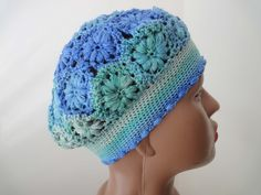 Цветочный мотив Floral Motif Crochet http://natalikorneeva.blogspot.com/2014/06/floral-motif-crochet.html