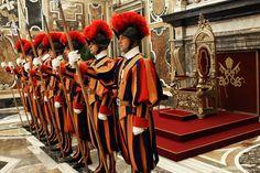 From Vatican City to Castel Gandolfo, The Pope's Digs Monuments, Apostolic Palace, Swiss Guard, Riva Del Garda, New Roman, Honor Guard, Men In Uniform, St Francis, Vatican City