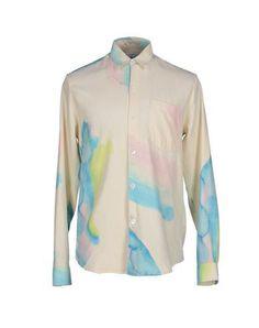 OUR LEGACY Shirt. #ourlegacy #cloth #top #pant #coat #jacket #short #beachwear