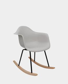 Moderner Schaukelstuhl schaukelstuhl rattan and rocking chairs