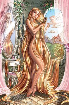 19-Calendario-2012-de-princesas-de-Disney-sexys-por-Scott-Campbell