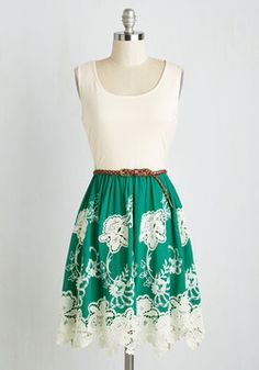 Fields of Vision Dress