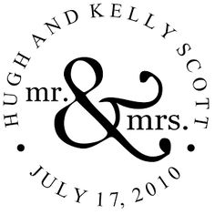 58 best wedding logos monograms images on pinterest monogram rh pinterest com Bridal Shower Chalkboard Signs Wedding Shower Clip Art