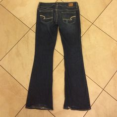 American Eagle Outfitters Jeans - American Eagle artist cut stretch jeans 0 short