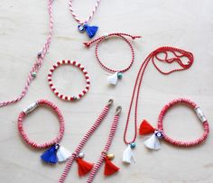 Handmade Bracelets, Jewerly, Jewelry Accessories, Projects To Try, Hoop Earrings, Diy Crafts, Pure Products, Crafty, Jewellery Diy