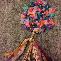 felt, feltro, keçe keçe çiçek