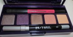 Urban Decay Shattered FAce CAse-REview, pics & swatches! Prime Beauty Blog
