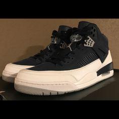 sports shoes 8e32a 49291 Jordan Shoes   2017 Nike Jordan Spizike Midnight Navy Size 13   Color   Silver White   Size  13