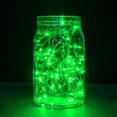 String Lights, Oak Leaf 2 Set of Micro 30 Leds Decorative Lights Copper Wire Fairy Starry String Lights for Home Bedroom Party Decoration Trees - Green *** Remarkable discounts available : Christmas Home Decor