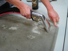Aztec Hot Rod Hot Water Carpet Extractor How-To + Review - Auto Geek Online Auto Detailing Forum