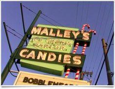 Malley's Chocolates, Lakewood OH