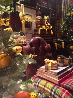 """the adventures of tartanscot™: """"Christmas at SMW Design . . . """""""