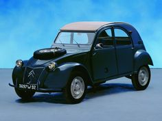 The Evolution of the Citroën 2CV - Influx