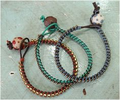 leather jewelry - Google Search