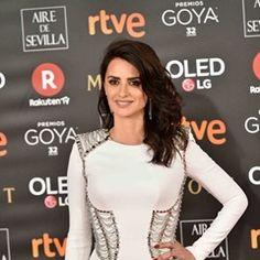 Penelope Cruz amongst celebrities at Goya Cinema Awards 2018 in Madrid