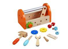 Small Carpenters Set from Spectrum Educational Ltd