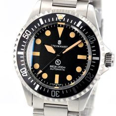 A Submariner-esque Selection - Worn & Wound