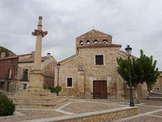 Guadalajara Iglesia de San Pedro (Hontoba)
