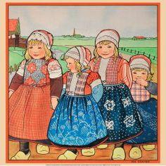 Google Image Result for http://www.artunlimited.com/F/Summer/Erven-Rie-Cramer/Landscapes-Dutch/Holland/Dutch-national-dress/Summer-Landscapes-Dutch-Holland-Dutch-national-dress-%40PS1030.jpg