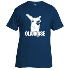 Camiseta Ola ke ase http://karmaleoncamisetas.com/divertidas/445-ola-ke-ase.html