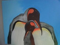 two pinguins